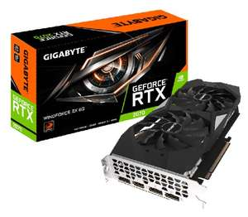 GIGABYTE GeForce RTX 2070 WindForce 2X od xtreem przez allegro
