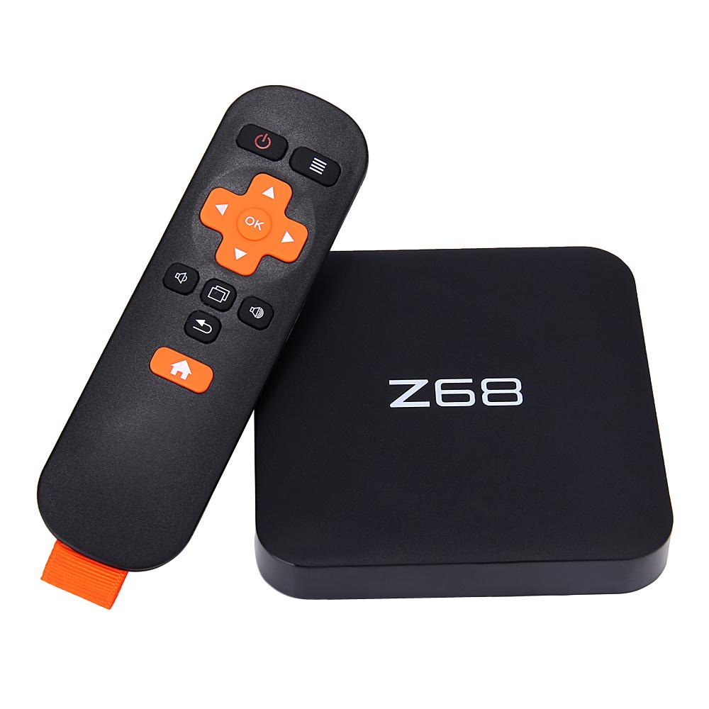 TV BOX - Z68 - 2 GB RAM 16 GB ROM - Smart TV Android @ Geekbuying