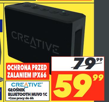 Głośnik Bluetooth Creative MUVO 1c