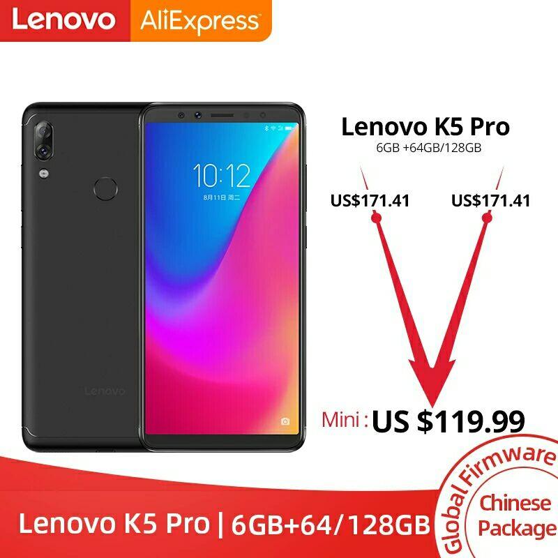 Lenovo k5 pro 6/64GB