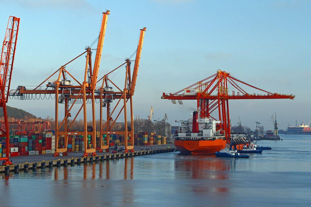 Darmowy rejs statkiem po porcie w Gdyni