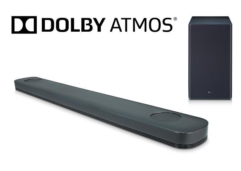 LG sk9y Dolby Atmos 5.1.2Sound Bar