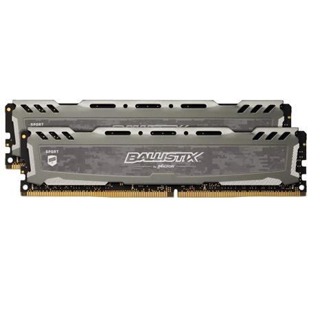 Crucial Ballistix DDR4 Sport LT 32GB(2*16GB)/3000 CL15 RAM DR x8