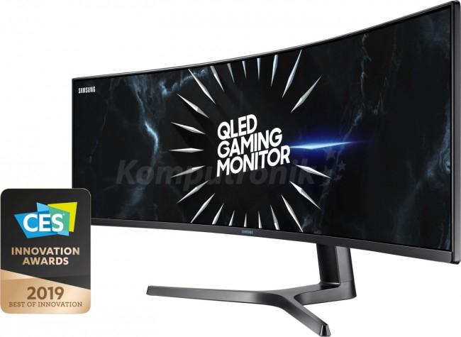 "1000zl zniżki na monitor 49""  Samsung C49RG90SSUX"