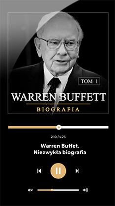Ucz się inwestować z Warrenem Buffetem – darmowy audiobook