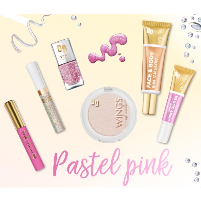 AA zestaw do makijażu 6 produktów. Na festiwal i wakacyjny czas