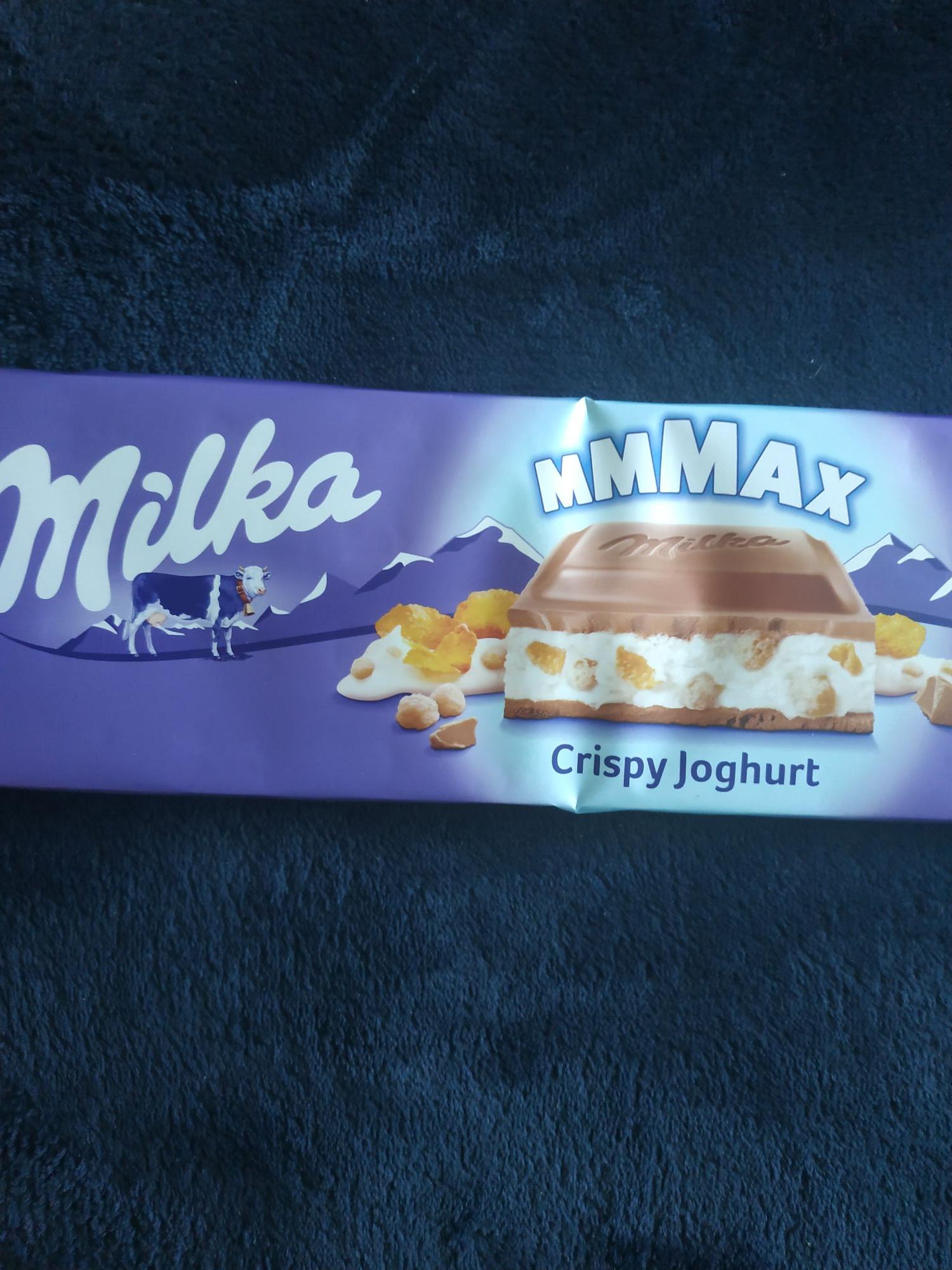 Milka Cripsy Joghurt 300g - TESCO SZCZECIN