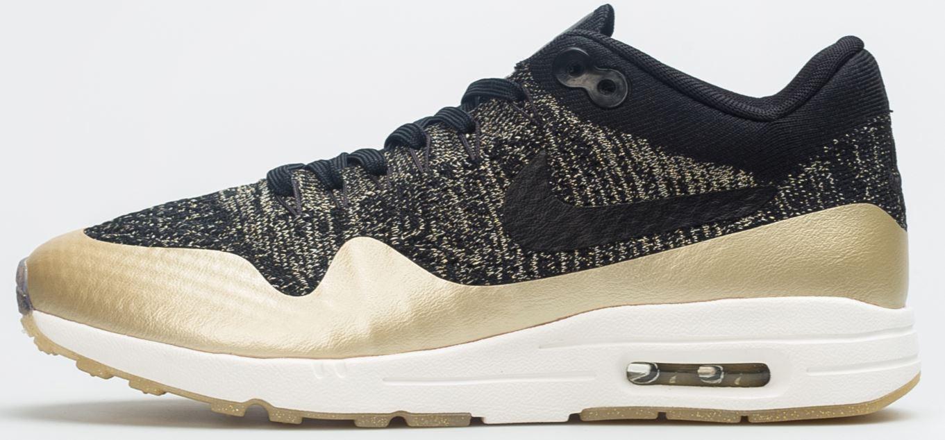 Nike AIR MAX 1 ULTRA 2.0 FLYKNIT METALLIC buty Damskie