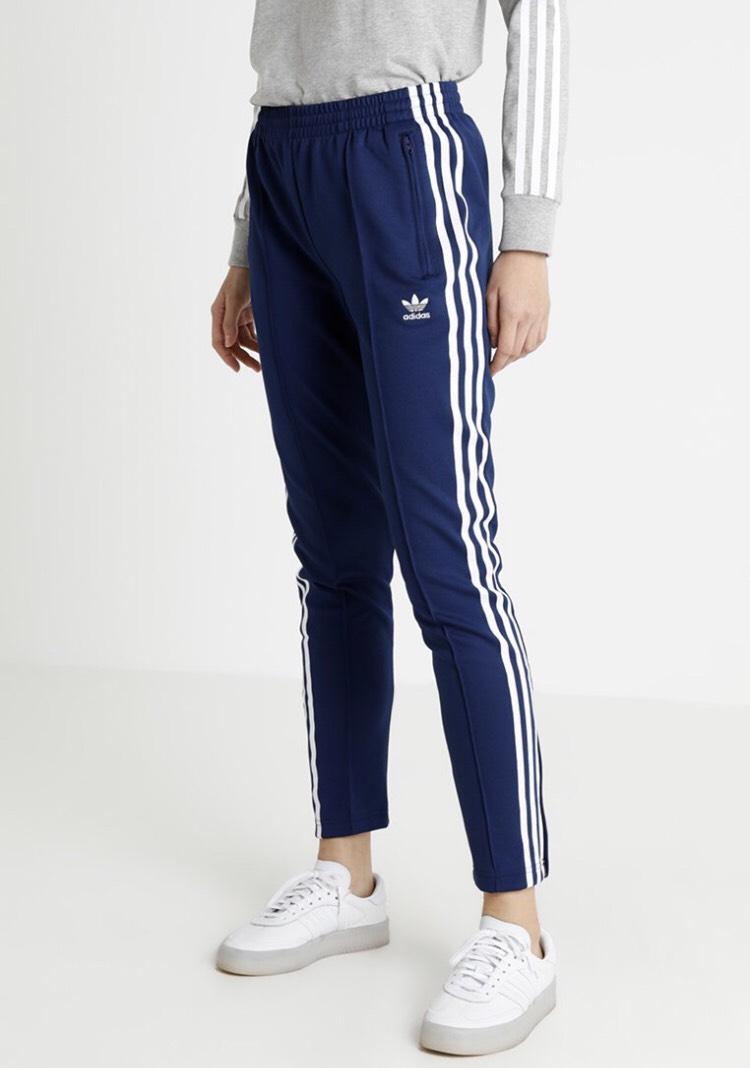 Adidas damskie spodnie dresowe