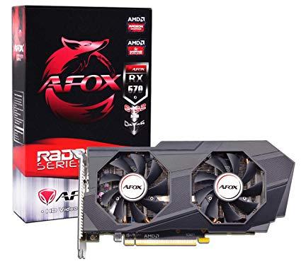 AFOX Radeon RX 570 8GB EMAG z dostawą za free GW 3LATA