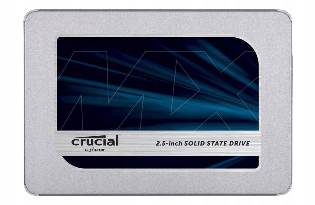 Dysk SSD Crucial MX 500