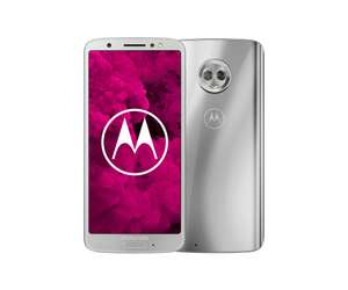 Motorola Moto G6 3/32GB Dual SIM srebrny + etui w x-kom