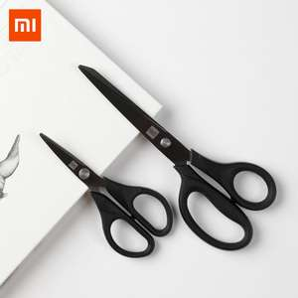Nożyczki Xiaomi 2 szt. (14 i 21 cm) za $6.77 @ Banggood