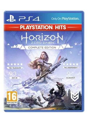 Horizon Zero Dawn - Complete Edition PS4 @base.com