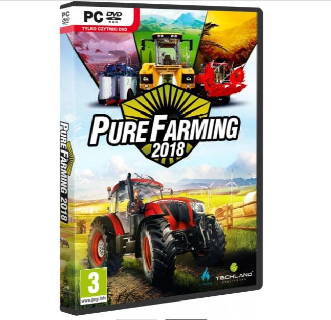 Gra Techland Pure Farming 2018 w x-kom