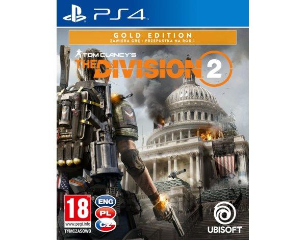 The Division 2 w wersji Gold na konsole za 139 zł!