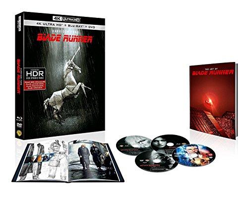 Blade Runner 1982  4K HDR Special Edition z artbookiem