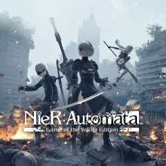 NieR: Automata Game of the YoRHa Edition PS4