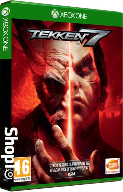 Tekken 7 Xbox One/PS4