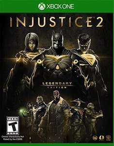 Injustice 2: Legendary Edition - Xbox One