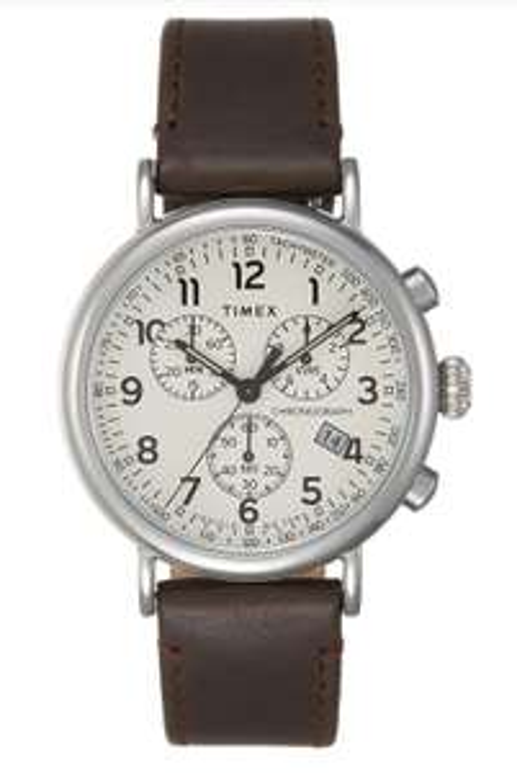 Timex  Zegarek chronograficzny INDIGLO, WR 3 ATM