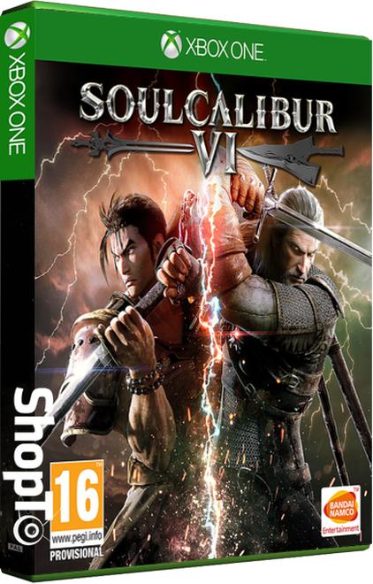 Soul Calibur VI Xbox One/PS4