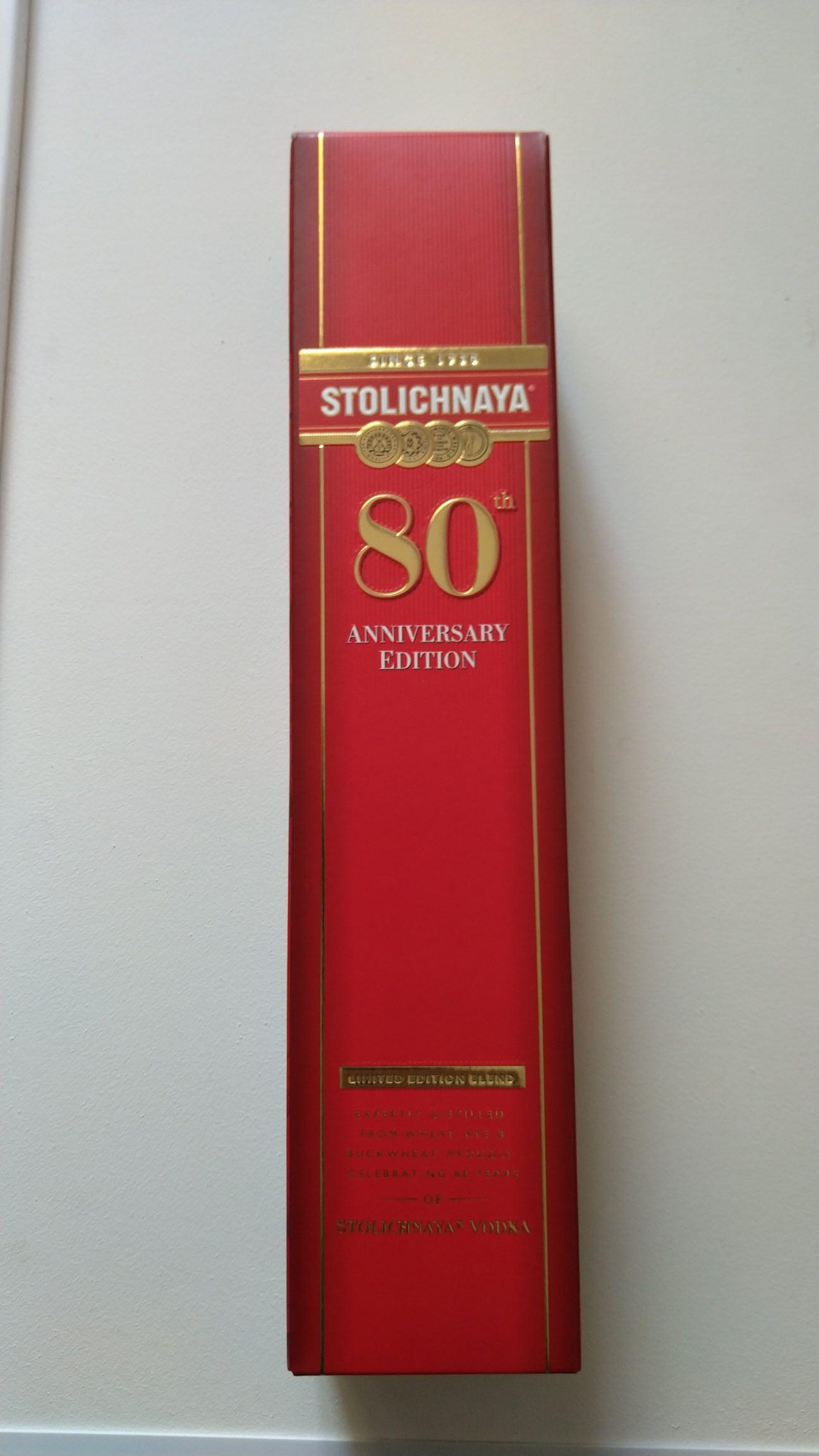 Wódka stolichnaya 0,7l