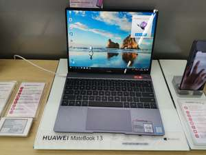 Huawei Matebook 13 + tablet T3 8 lte za 3140,10zl