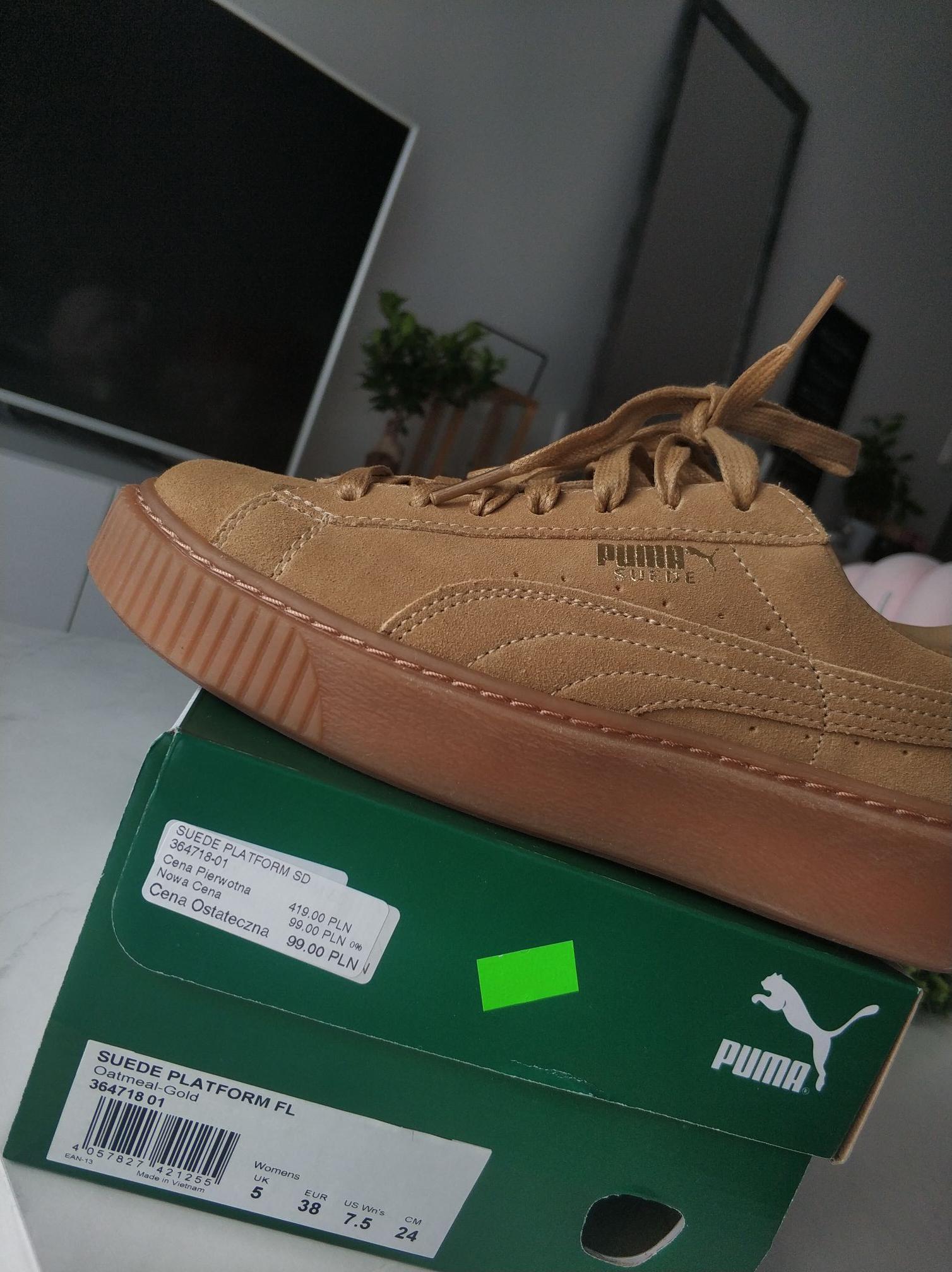 Wyprzedaż butów Puma/Adidas Factory Luboń