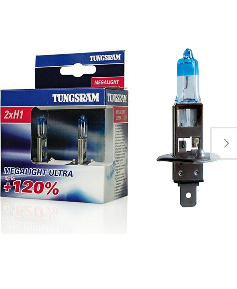 Tungsram  H7 MEGALIGHT ULTRA 12V 55W