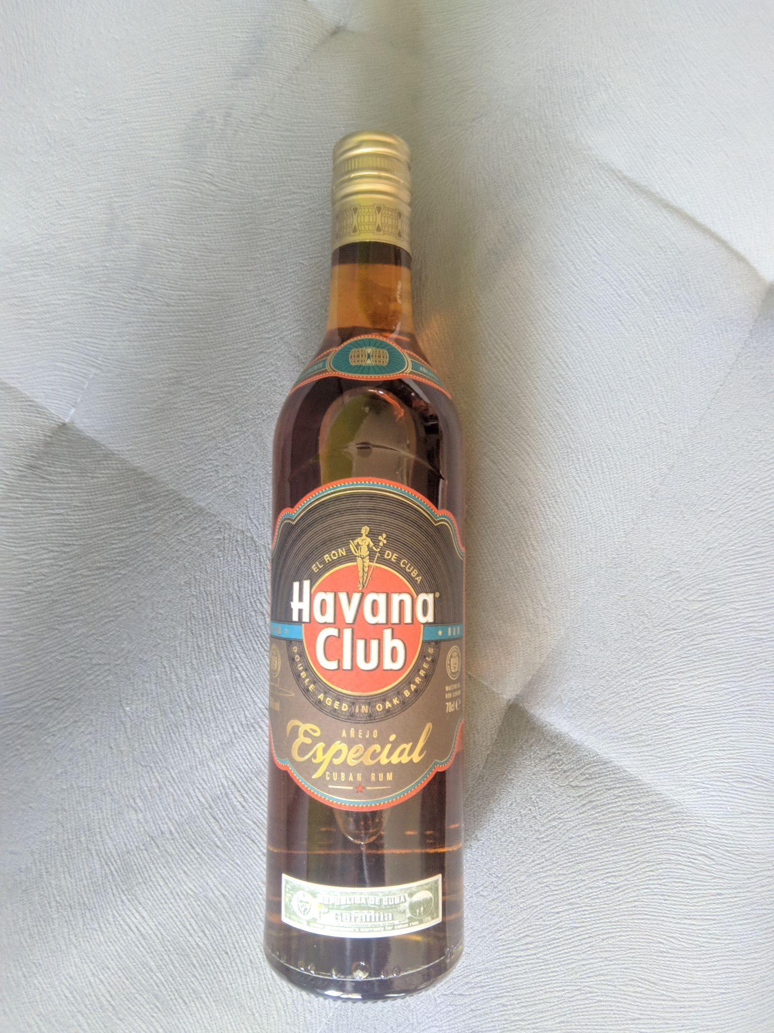 Rum Havana club especial w makro