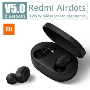 Słuchawki bezprzewodowe Xiaomi Redmi  TWS AIRDOTS Bluetooth 5.0