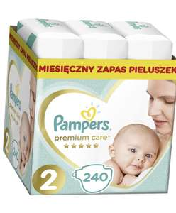 Pampers Premium Care 2 mini 240 szt