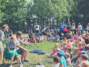 Letnie spektakle dla dzieci Teatru Baza WAWA i okolice ZA DARMO