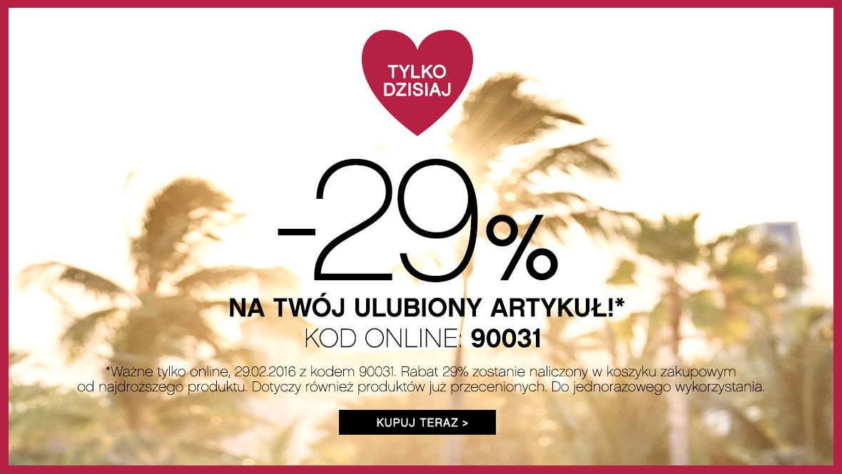 -29% w orsay