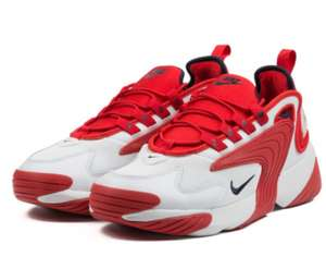 BUTY NIKE ZOOM 2K WHITE/UNIVERSITY RED rozm 44/44.5