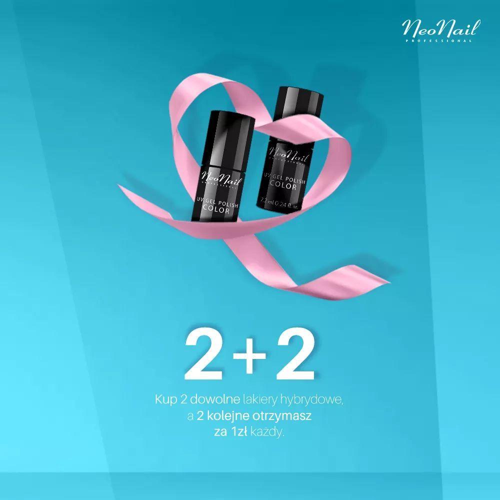 Neonail - lakiery hybrydowe  2 + 2 za 1zl!
