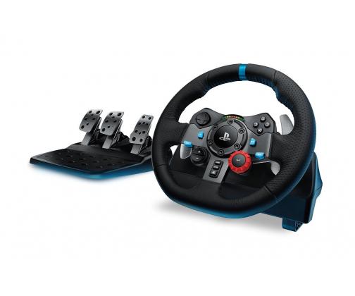 Logitech G29 Driving Force PC/PS3/PS4 w x-kom.pl