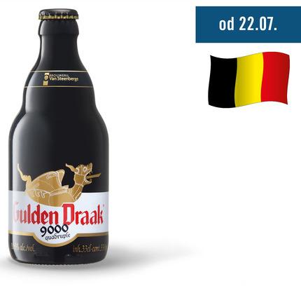 Zagraniczne piwa w Lidlu