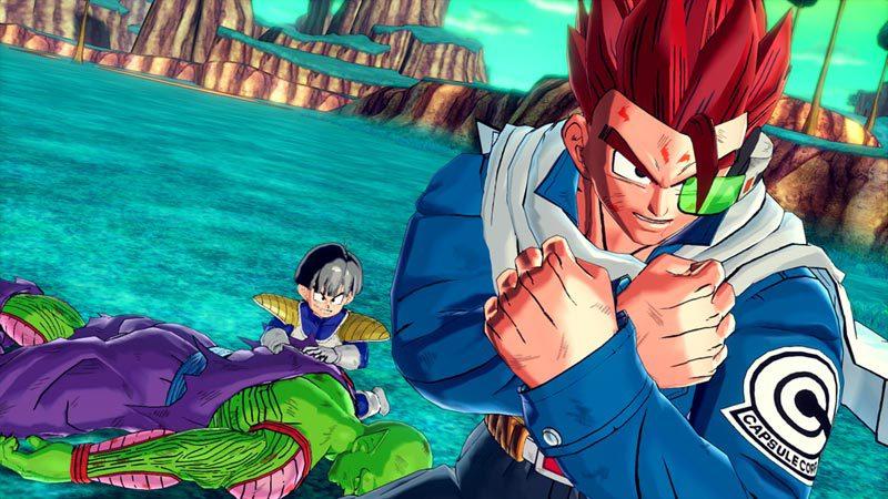Gra Dragon Ball Xenoverse na Steam w Voidu
