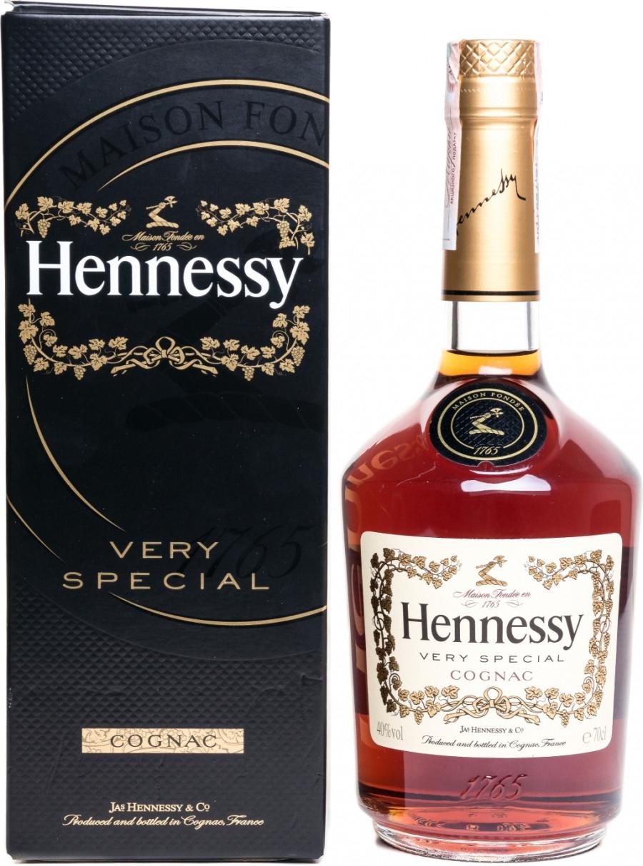 Cognac Hennessy VS Tesco Extra Olsztyn