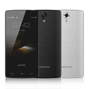 "HOMTOM HT7 PRO 4G 5.5"" HD 1280*720 Android 5.1 Quad core MTK6735 2GB RAM/ 16GB ROM"