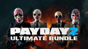 PAYDAY 2 Ultimate Bundle Steam