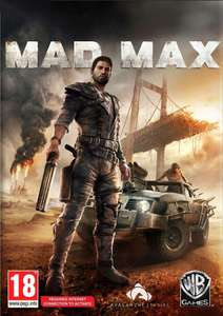 PC Mad Max @cdkeys