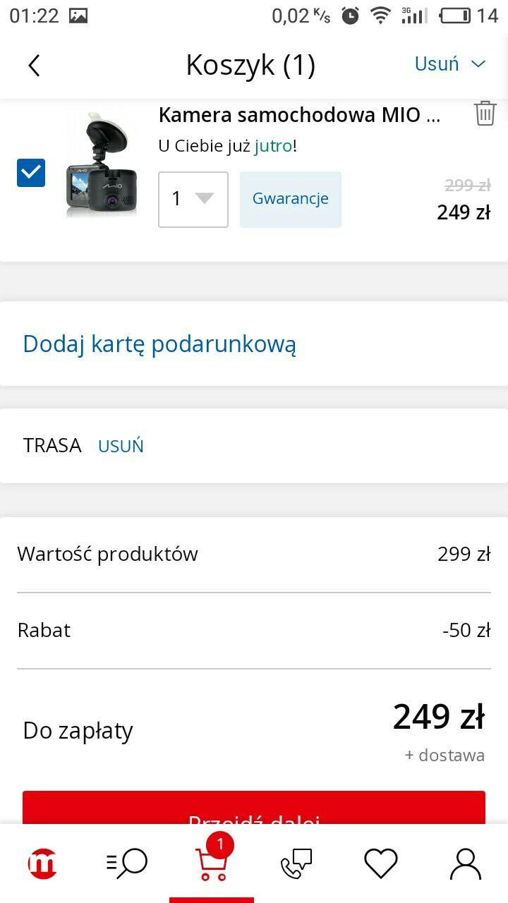 Kupon Morele.net -50 zł