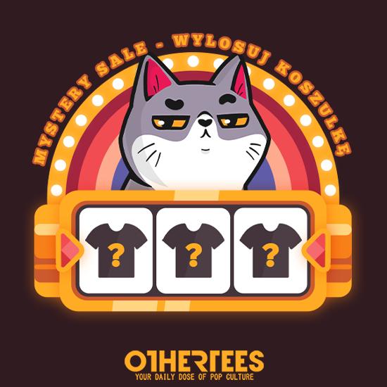 Othertees - koszulka z losowym wzorem za 22zł!