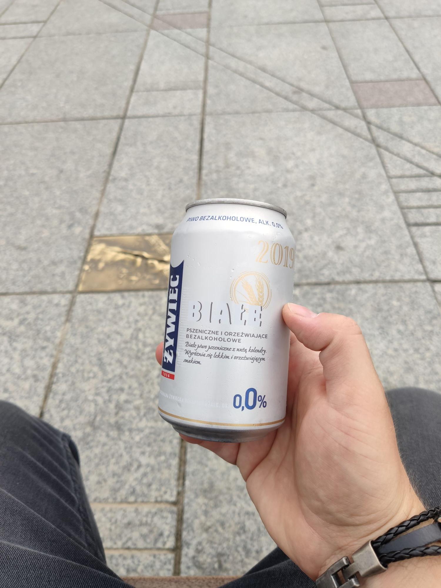 Darmowe piwo Żywiec 0.0 Międzyzdroje