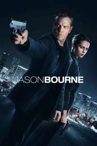 Jason Bourne - iTunes/Apple TV (4K, Dolby Vision)