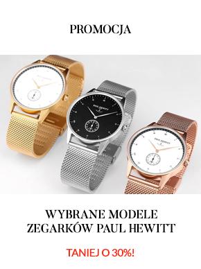 Time and More - wyprzedaż zegarków do -60%