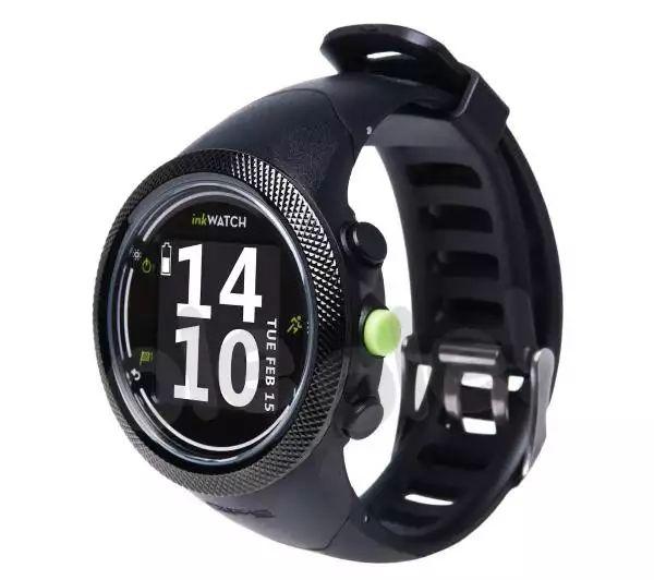 Zegarek sportowy InkWATCH Tria Plus (czarny) @ Ole Ole